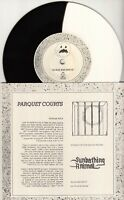 "PARQUET COURTS Black And White 2014 US coloured vinyl 7"" MINT/UNPLAYED"