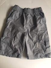 Boys TCP shorts 10 Dressy Preppy Spring summer Gray Adjustable Waist  **READ**