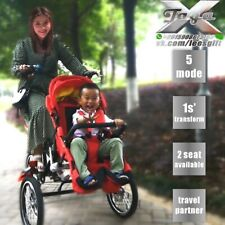 Stroller Bike - Mother & Child Tricycle/All in one