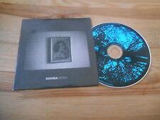 CD Metal Khoma - Medea (1 Song) Promo ROADRUNNER cb