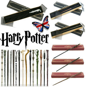 Harry Potter Lucius Malfoy Magic Wand Wizard Voldemort Cosplay Costume Prop UK