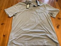 Under Armour Heat Gear Mens Size XL Loose Fit Polo Shirt