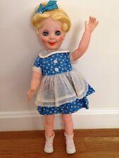 Vtg Miss Sunbeam Doll Advertisement Original