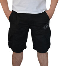 Yakuza Premium Cargo Shorts kurze Hose 2450 2261 schwarz M L XL XXL XXXL 4XL