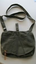 Vintage Ww2 Wwii Swedish Ammo & Ration BreadBag with Carry Strap