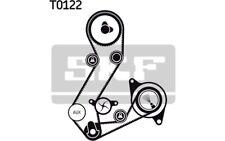 SKF Bomba de agua + kit correa distribución FORD FIESTA ESCORT VKMC 04103-1