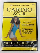 Cardio Soul: Low-Impact Easy to Learn 30-Minute Workout - New Sealed