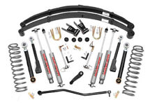 "kit réhausse +6,5"" (+16.50cm) Rough Country pour Jeep Cherokee XJ"