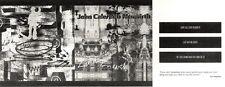 "NEWSPAPER CLIPPING/ADVERT 18/6/94PGN59 4X11"" JOHN CALE/BOB NEUWIRTH : LAST DAYS"