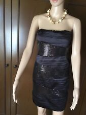 Cocktail Dress  IMPERIAL  Woman in black color, size S, lined  Abito  Donna nero