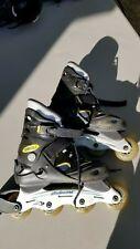 Bladerunner Abec3 Formula Roller Blades Size 6, Pre-owned