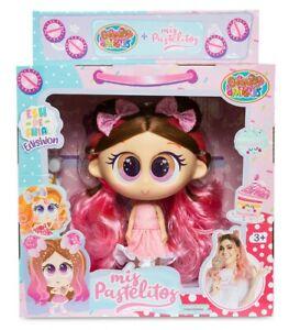 DISTROLLER MIS PASTELITOS CHAMOY Y AMIGUIS Doll Brand New
