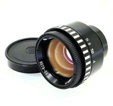 ◉VEGA-5U f4/105 ☭Russian MACRO Lens Enlarger for M42 Mount Darkroom Enlargement