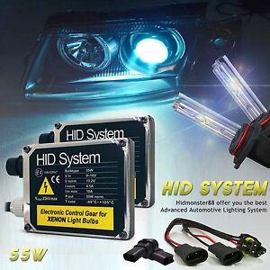 For Chevrolet Silverado 3500HD Xentec HID Xenon Conversion Kit 55W 9006 H11 880