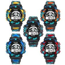 Outdoor Multifunction Waterproof kids Girl Boy Watch Sports Electronic Watches