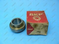 "SKF YAR-211-203 Ball Bearing Insert 2-3/16"" X 100 mm Set Screw 2 Seals New"