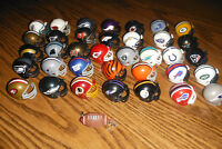 NFL Helmet & Football Ceiling Fan Pull Chain Set. PICK YOUR TEAM & CHAIN COLOR