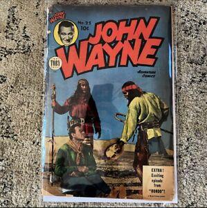 John Wayne Comic Book No.25