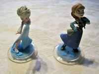 Disney Infinity 1.0 Frozen Figures Anna & Elsa - PS3 PS4 Wii U Xbox One