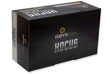 HOCUS 1000 Empty Cigarette Filter Tubes King Size 1 BOX