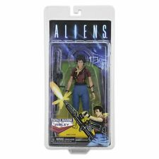 NECA ALIENS DAY Lt. Ellen Ripley Action Figure Tribute EXCLUSIVE Kenner Marine