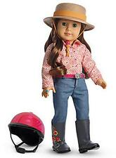 American Girl SAIGE'S PARADE OUTFIT w/ BOOTS plus PARADE HAT and HELMET ~ NIB