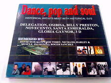 VARIOUS ARTISTS  DANCE POP AND SOUL - CD