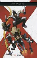 X-Force #1 Zaffino Var Stan Lee Tribute Marvel Comic 1st Print 2019 NM