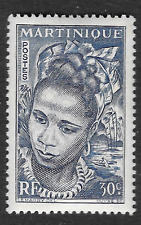Martinique 30c RF 1947 stamp  - see scan