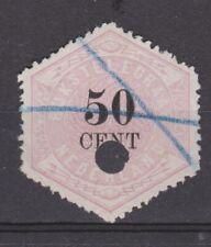 TG9 Telegram 9 used NVPH Nederland Netherlands Pays Bas 1877 Very Fine