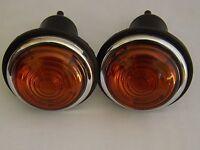 Clásico LUCAS L488 Indicador Luz Unidad Par 12v