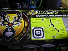Children's Back Country Toy Compound Bow - NEW