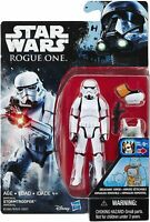 "Star Wars Rogue One Imperial Storm Trooper 3.75"" Action figure New"