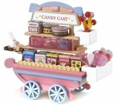 Sylvanian Families ~ Candy Cart  ~ Includes Accessories 51 Pieces