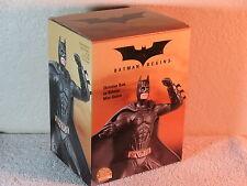 Batman Begins Christian Bale Batman Porcelain Mini Statue Dc Direct
