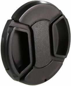 39MM Snap-On Front Lens Cap Compatible with Canon, Nikon, Sony, Pentax all DSLR