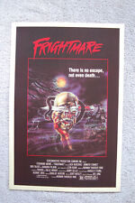 Frightmare Lobby Card Movie Poster Luca Bercovici