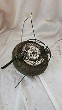 quingo vitess mobility scooter spare parts front wheel and tire inc brakes