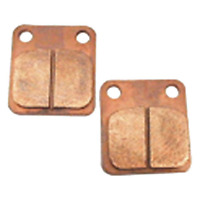 SemI-Metallic Brake Pads~2007 Yamaha YFM350 Grizzly IRS 4x4 Auto