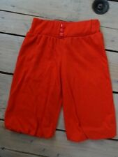 Pantacourt baggy orange G'KIDS BY GEMO Taille 5 ans
