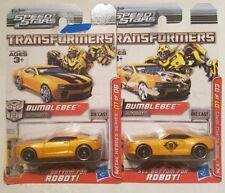 Transformers 2 Bumbleebee metal heroes series 01 of 08 2010 new