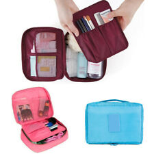 Multifunction Travel Bathing Pouch Cosmetic Makeup Bag Toiletry Shower Handbag
