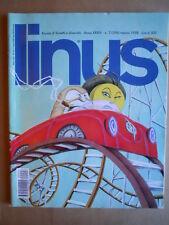 LINUS n°3 1998 - Liberty Meadows di Frank Cho  [G455]