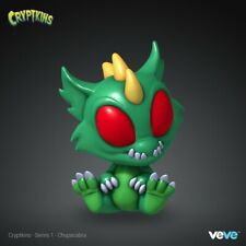 Veve NFT Collectible Cryptkins - Chupacabra COMMON sold out
