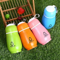 US Kids Lovely Stainless Steel Penguin Vacuum Cup Thermos Bottle Flask Cup Mug