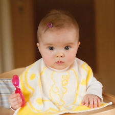 Babylätzchen, Lätzchen, Baby, kochfest, verschiedene Größen und Farben, 400 g/m²