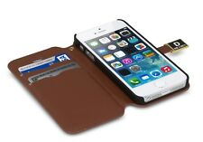 Luxury Magnetic Cover Stand Wallet Leather Card Case For Apple iPhone 5 5S SE
