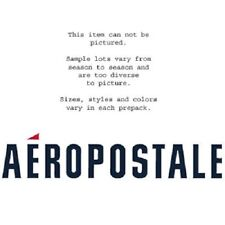 Aeropostale store stock & customer returns assorted 1000pcs [aero-ss]