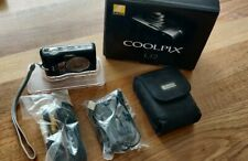 Nikon Coolpix L12 Digitalkamera 7.1 MP