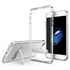 Spigen Apple iPhone 7 Plus [Ultra Hybrid S Clear] Shockproof TPU Kickstand Case